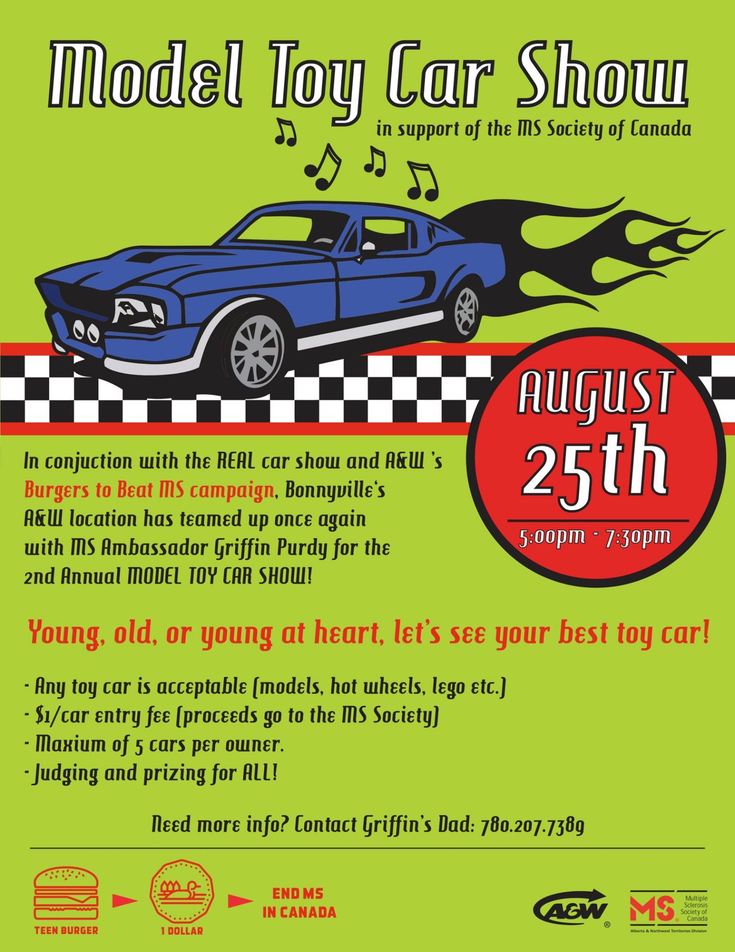 Toy Car Show Returns For Year Tomorrow My Lakeland Now - Car show tomorrow