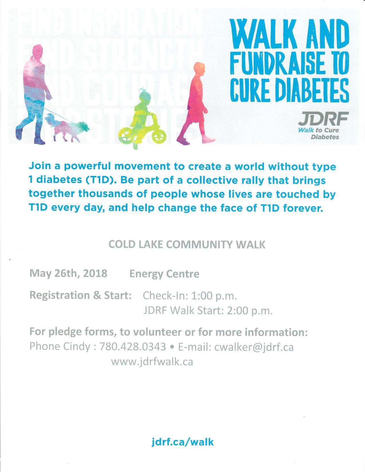 JDRF Walk to Cure Diabetes - My Lakeland Now